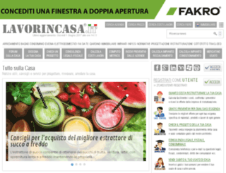 hometuscany.lavorincasa.it screenshot