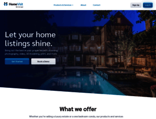 homevisit.com screenshot