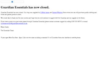 homewares.guardianoffers.co.uk screenshot