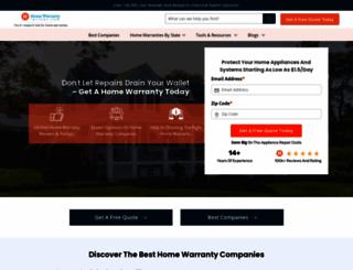 homewarrantyreviews.com screenshot