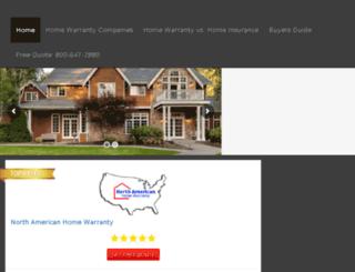 homewarrantyreviews.org screenshot