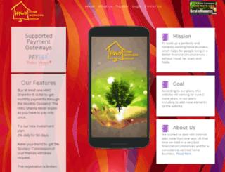 homeworkersgroup.com screenshot