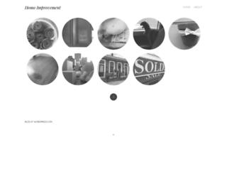 homoimprovement.wordpress.com screenshot