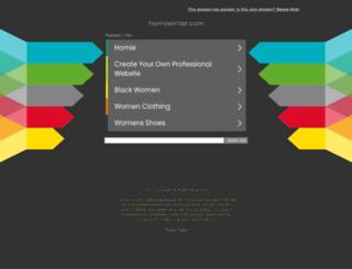 homywinter.com screenshot