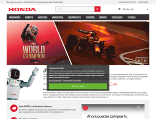 hondaencasa.com screenshot