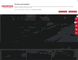 hondanews.eu screenshot