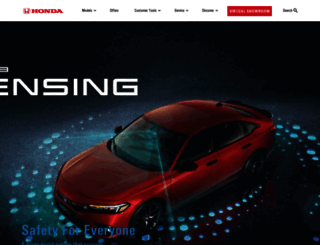 hondaphil.com screenshot