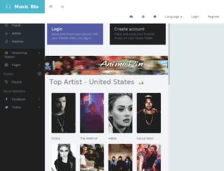 hone.info screenshot