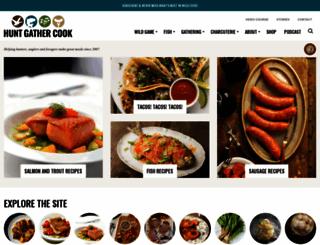 honest-food.net screenshot