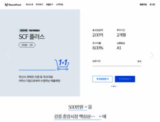 honest-fund.com screenshot