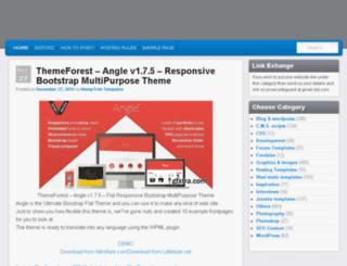 honey-freetemplates.com screenshot