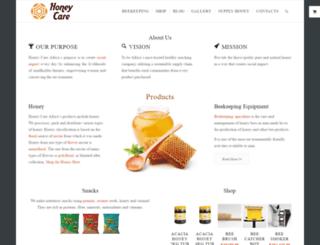 honeycareafrica.com screenshot