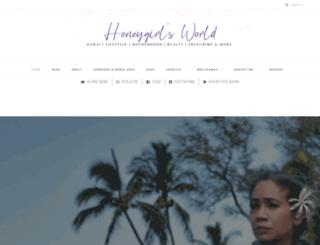 honeygirlsworld.com screenshot