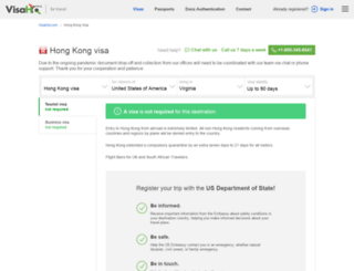 hong-kong.visahq.com screenshot