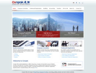 hongkong-companyformation.com screenshot