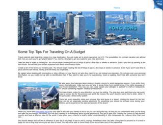 hongkongescort.mywebzz.com screenshot