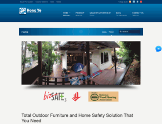 hongye.com.sg screenshot