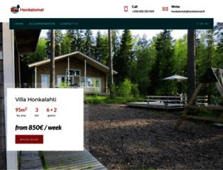 honkalomat.fi screenshot