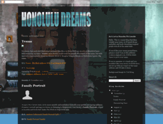 honoluludreams.blogspot.com screenshot
