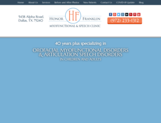 honorfranklin.com screenshot