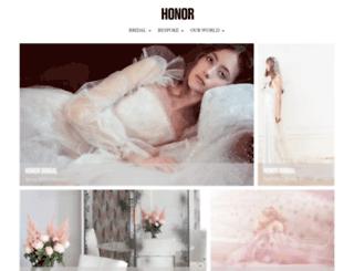 honornyc.com screenshot