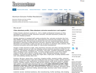 honstaralu.com screenshot