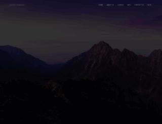 honsvick.com screenshot