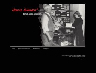 honuswagner.info screenshot
