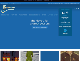 hoodoo.com screenshot