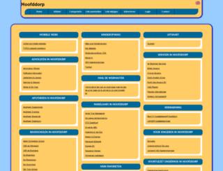 hoofddorp.allepaginas.nl screenshot