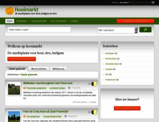hooimarkt.nl screenshot