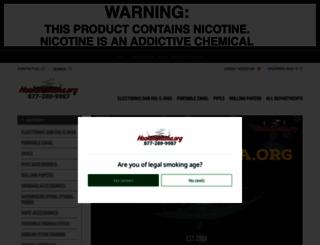hookahshisha.org screenshot