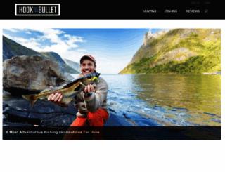 hookandbullet.com screenshot