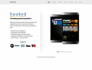 hookedmediagroup.com screenshot