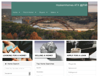 hookemhomes.com screenshot