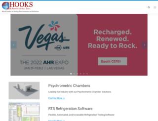 hooksassoc.com screenshot