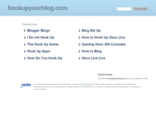 hookupyourblog.com screenshot