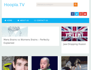hoopla.tv screenshot