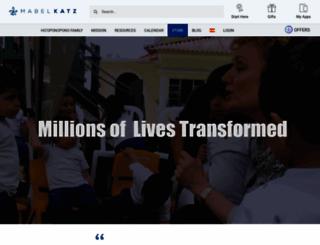 hooponoponoway.net screenshot