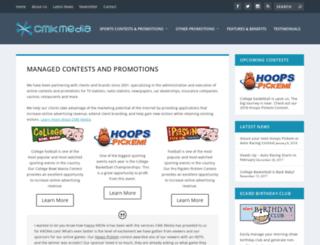 hoopspickem.com screenshot