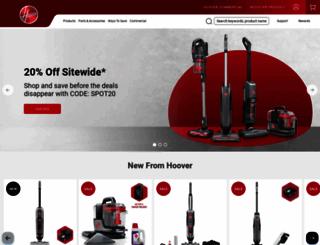 hoover.com screenshot
