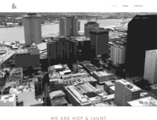 hopandjaunt.com screenshot