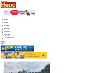 hope-mag.com screenshot