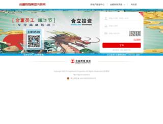 hope733.com screenshot