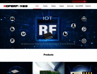 hoperf.com screenshot