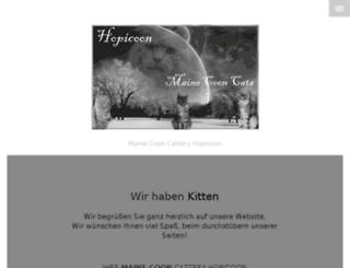 hopicoon.com screenshot