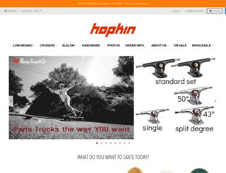hopkin.com.au screenshot