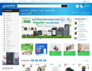 hoplongtech.com.vn screenshot