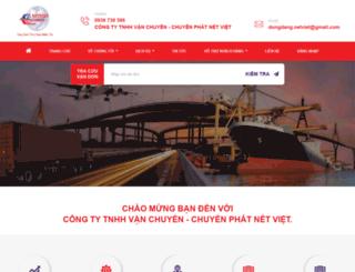hopnhatexpress.com screenshot