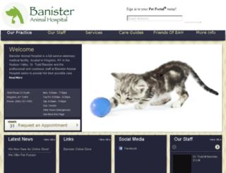 hoppenstedtvh.vetstreet.com screenshot
